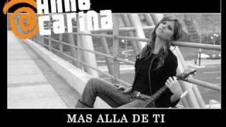 Anna Carina -  mas alla de ti (subtitulado HD)