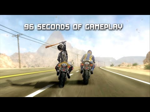 Road Redemption - 96 Seconds Of Gameplay thumbnail