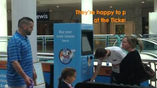 Thomas TicketStation - See How We Assisted 'Pirates Cove' Operations