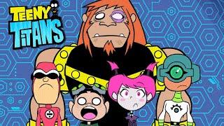 QUEM É O MAIS FORTE DO QUINTETO INFERNAL, JOVENS TITANS ? | Os Mini Titãs - Teeny Titans #36