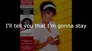 """Donna Summer - I Do Believe (I Fell in Love) LYRICS SHM """"She Works Hard for the Money"""""""
