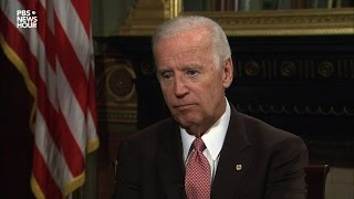 Biden: Democrats should give GOP Supreme Court nominee 'a hearing and a vote'