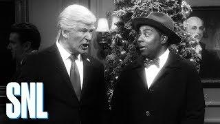 It's A Wonderful Trump Cold Open   SNL