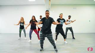 Ozuna feat. J Balvin - QUIERO REPETIR - Salsation® choreography by Alejandro Angulo