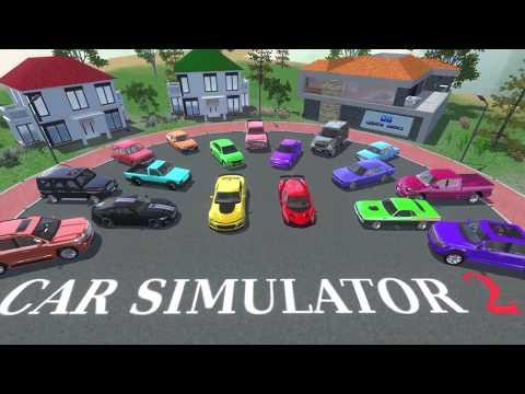 Car Simulator 2 wideo
