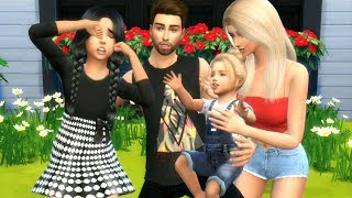 THE HATED DAUGHTER | BIRTH TO DEATH STYLE | THE SIMS 4: STORY
