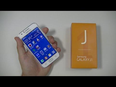 SAMSUNG GALAXY J1 - test par Top-For-Phone.fr