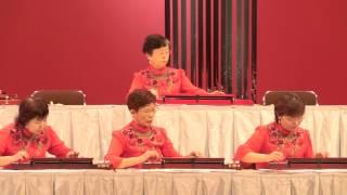 「お祭りマンボ」第8回シニアコンサート 大正琴演奏