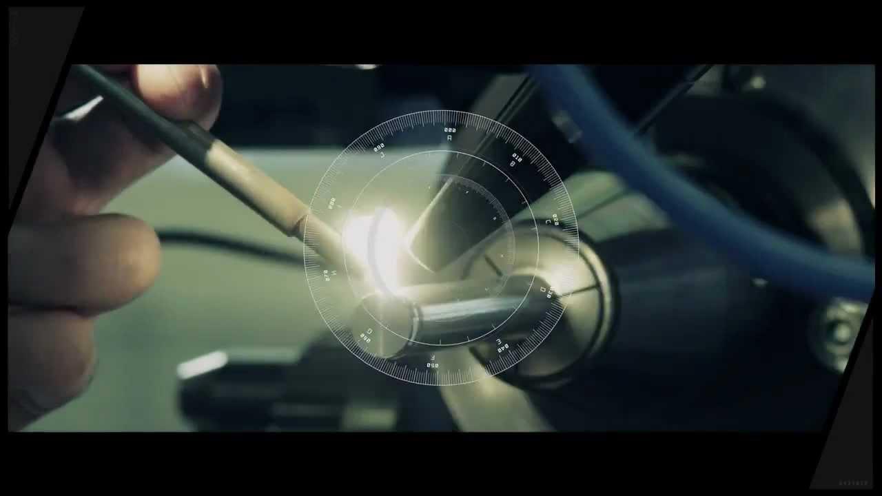 Moderner Imagefilm für Hightech-Unternehmen