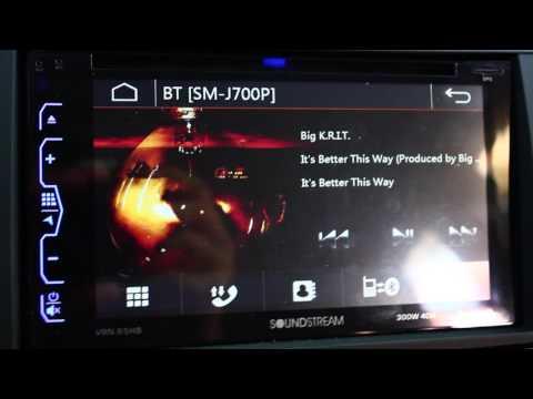 SOUNDSTREAM VRN-65HB REVIEW