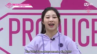 [ENG SUB] PD48 Individual PR - CNC | Kim Yubin (김유빈)