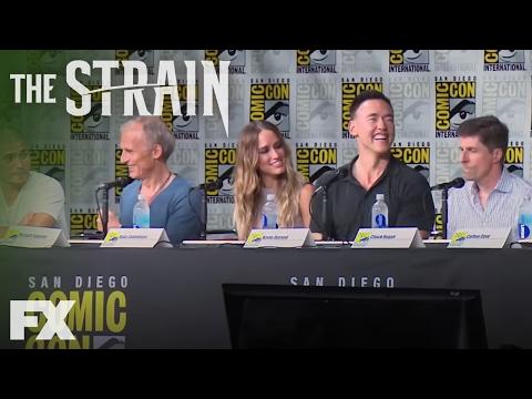The Strain | Vamps Boom Reaction: Comic-Con 2016 | FX
