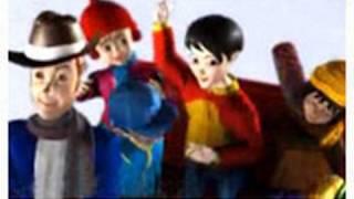 Jingle Bells Animation Movie