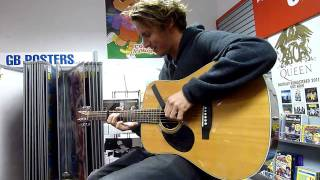 Ben Howard   Old Pine Acoustic At Phoenix Sound