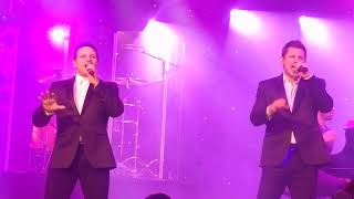 98 Degrees Invisible Man & Little Saint Nick Live AC (I caught a t-shirt)
