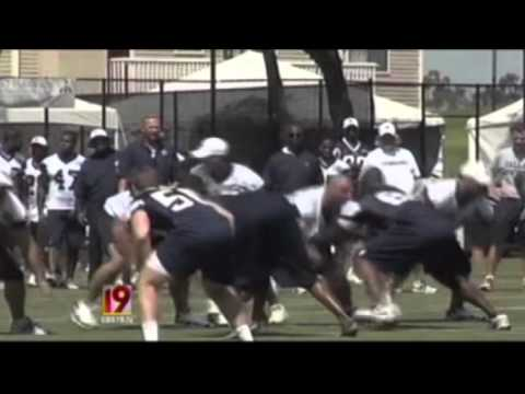 Dallas Cowboys Camp: July 31 #1