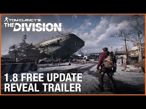 Tom Clancy's The Division® : 1.8 Free Update – Resistance Reveal | Ubisoft [US]