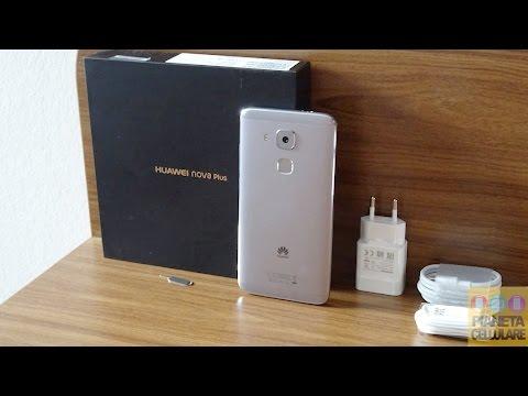 Unboxing Huawei Nova Plus