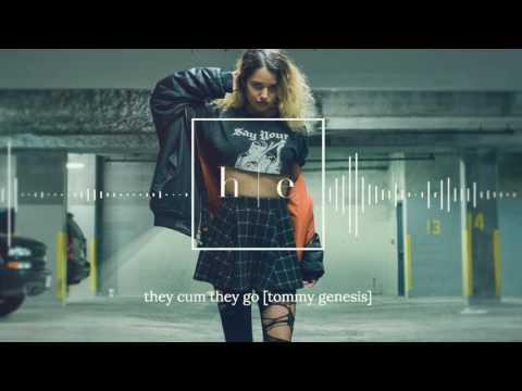 Концерт Tommy Genesis в Киеве - 3
