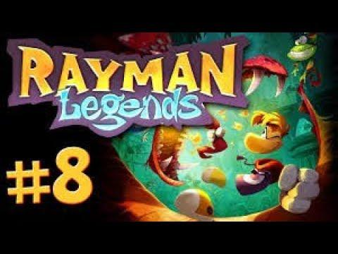 RAYMAN LEGENDS #8