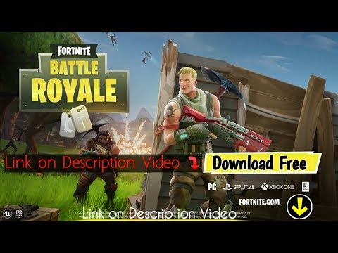 Fortnite Battle Royale Download Fortnite For Android Ios Windows