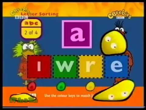CBeebies The Story Makers Interactive TV And Website Promo 2002