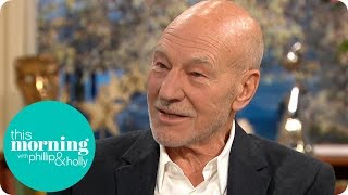 Sir Patrick Stewart Campaigns for Terminally Ill Patient's Right to End Their Life | This Morning