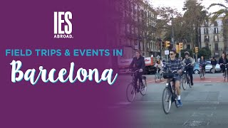 BARCELONA | Study Abroad | DiscoverIES & Field Trips In Barcelona