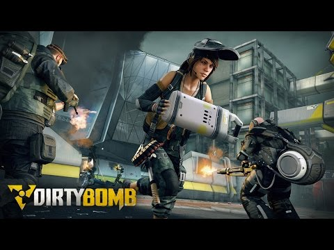 Dirty Bomb Goes Into Open Beta Today