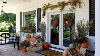 Decorating for Fall! 😍🍂🍁// Garden Answer