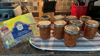 Dollar Store Dried Beans VS a Can of Store Bought Beans: This is How Canning Saves Me Money!
