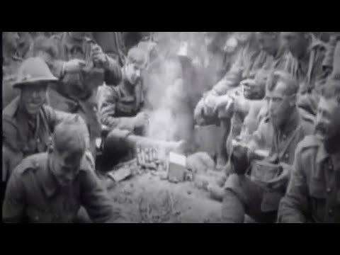 Deaf woman lip reading videos from WW1