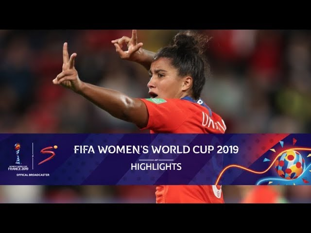 FIFA Women's World Cup | Thailand vs Chile | Highlights