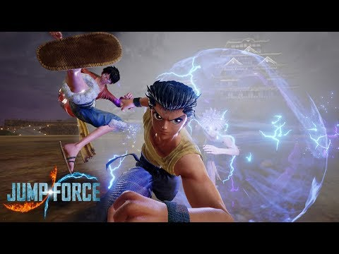 JUMP Force - Character Compilation Trailer #2