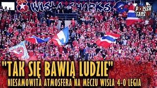 """""""TAK SIĘ BAWIĄ LUDZIE"""" - Niesamowita Atmosfera Na Meczu Wisła 4-0 Legia (31.03.2019 R.)"""