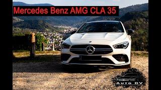 Mercedes AMG CLA 35 | Tolles Spielzeug für jung und alt
