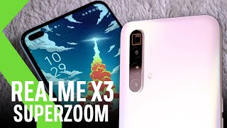 REALME X3 Superzoom: Análisis tras primera toma de contacto - Una apuesta por la cámara