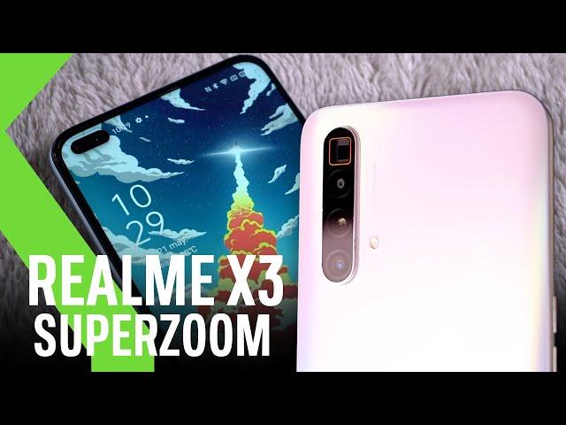 REALME X3 Superzoom: Análisis tras primera toma de contacto - Una apuesta por la cámara