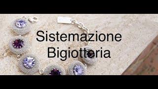 Sistemazione Della Mia Bigiotteria 👍🏻