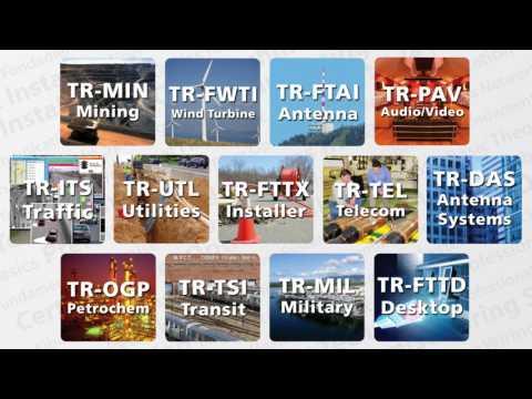TFS Certified Fiber Optic Training - YouTube