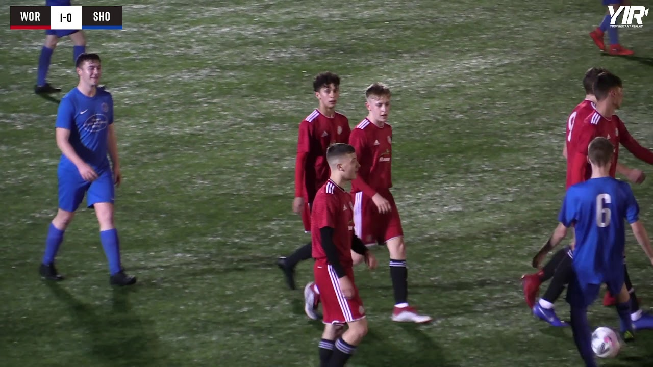 HIGHLIGHTS: U18's 8-0 Shoreham [H] – LEAGUE