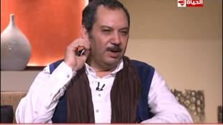 بوضوح - النجم كمال ابو رية : درست شخصية احمد رامي بطريقة كبيرة وسمعت صوته لــ احفظ طريقة كلامه