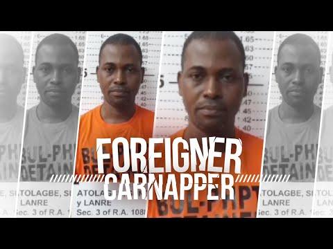[GMA]  24 Oras: Nigerian na modus ang mag-alok ng negosyo para makatangay ng sasakyan, nalambat