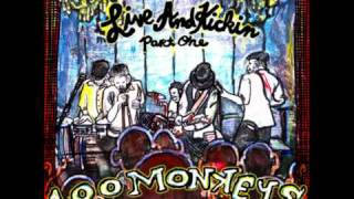 100 Monkeys - The Fair(Live and Kickin)