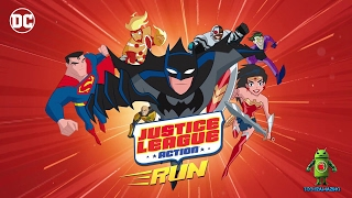 JUSTICE LEAGUE ACTION RUN Gameplay (Android/iOS) Video Trailer - HD