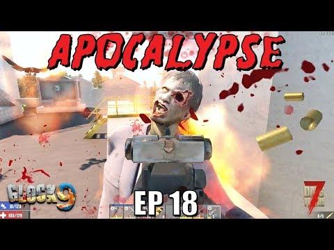 7 Days To Die - Apocalypse EP18 (Alpha 18)