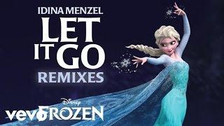 "Idina Menzel   Let It Go (from ""Frozen"") Corbin Hayes Remix (Audio)"