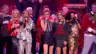 Little Mix   Love Me Like You   Text Santa 2015