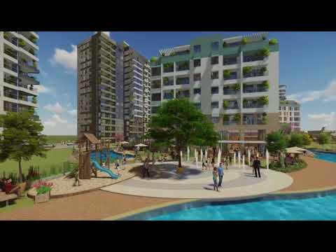 5-star luxury waterside residences in Bursa