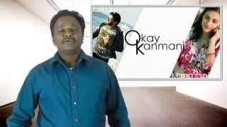 OK Kanmani Review - Oh Kathal Kanmani - Movie Review | Maniratnam | Tamil Talkies